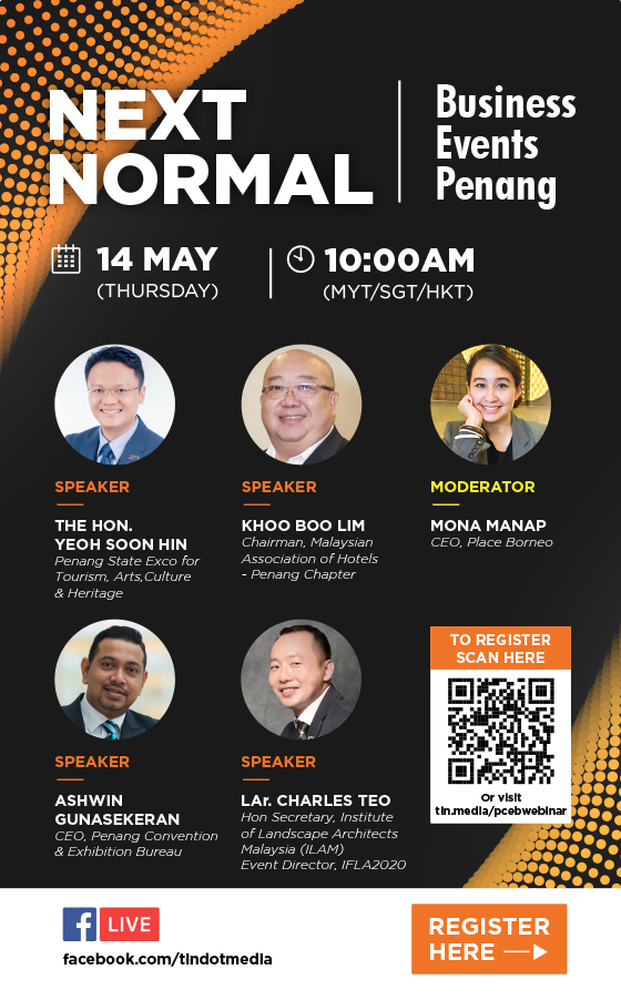 PCEB | Business Events Penang