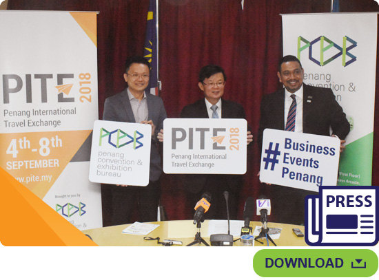 Αποτέλεσμα εικόνας για Penang to host 150 Indian Business Events and Travel buyers